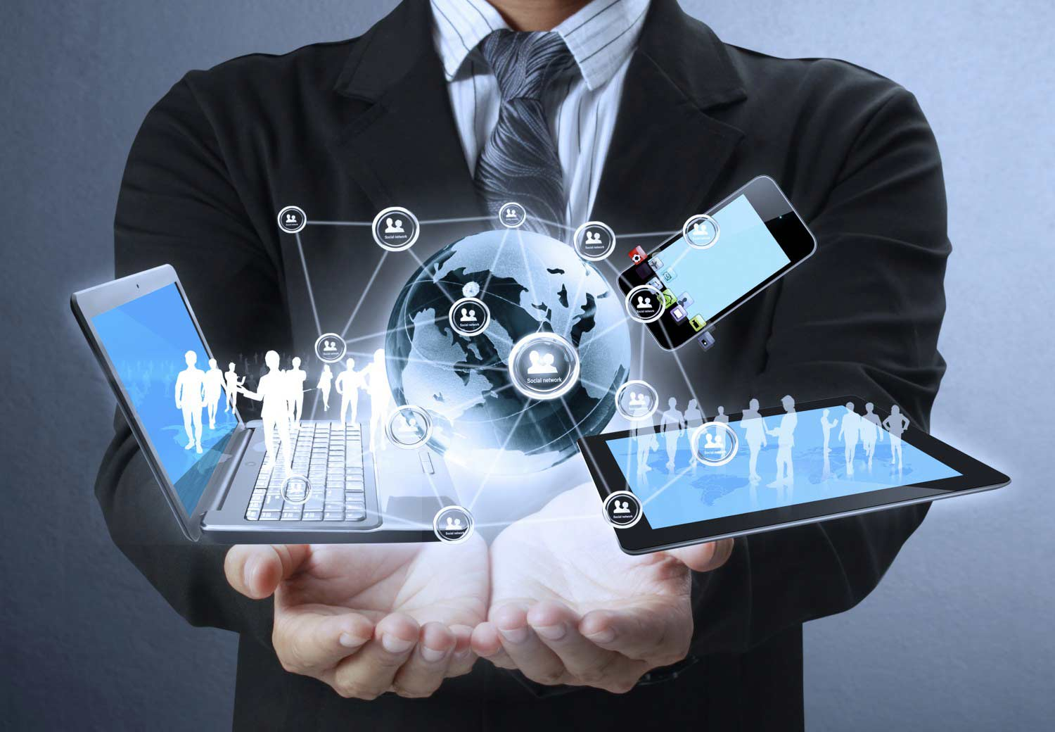 Technology in Online Business Marketing