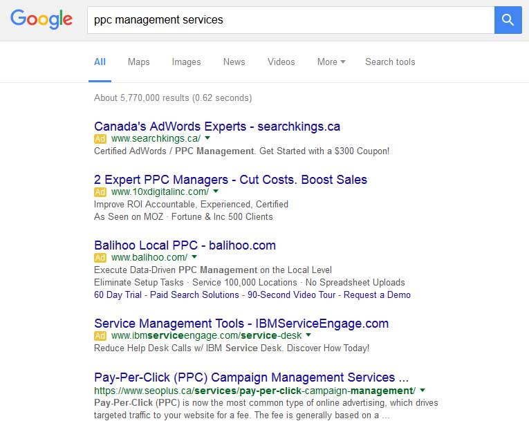 no-right-side-ads-on-google