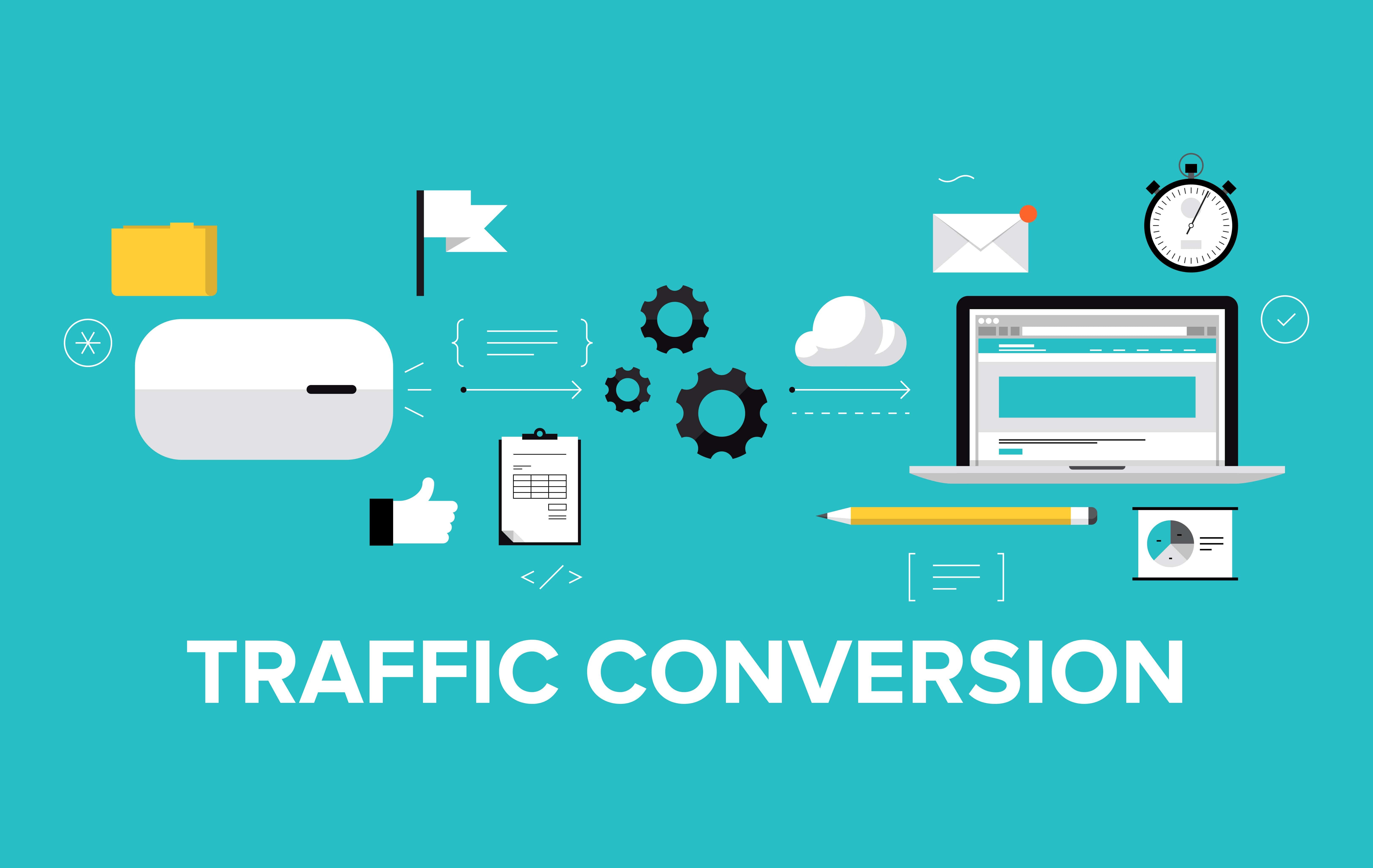 improving web site conversion rate