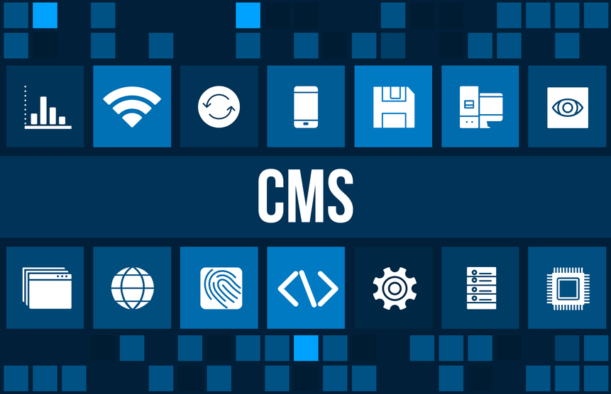 CMS for local business web sites