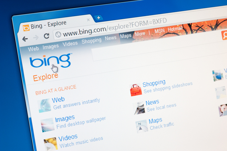 Bing's expanded ads