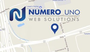 Numero Web Solution, SEO Company Toronto