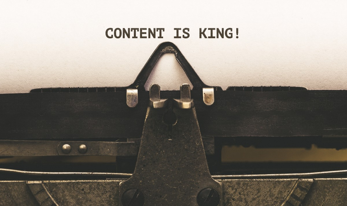 content writing trends